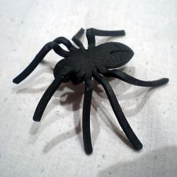 Geschmiedete Spinne 06