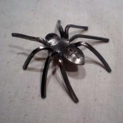 Geschmiedete Spinne 07